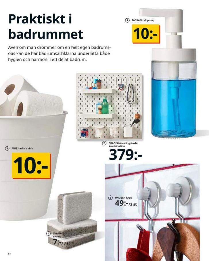 IKEA Katalogen 2020 . Page 64