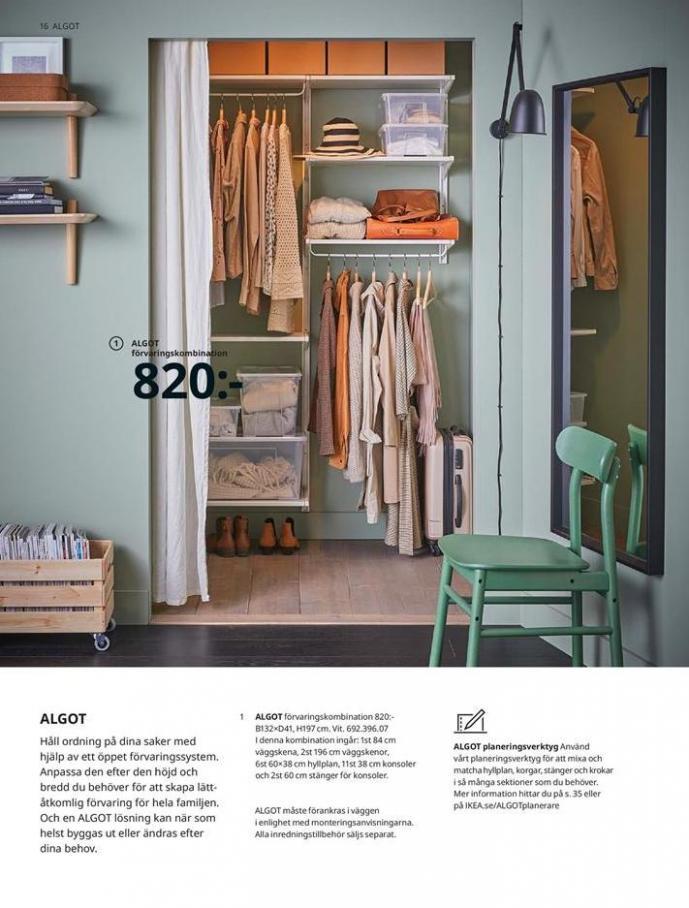 Garderober 2020 . Page 16