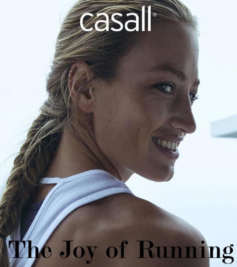 The Joy of Running . Casall (2019-11-08-2019-11-08)