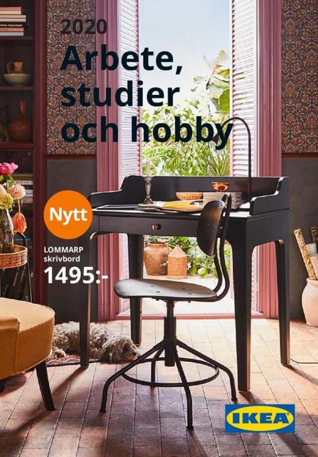 Arbete, studier och hobby 2020 . IKEA (2020-07-31-2020-07-31)