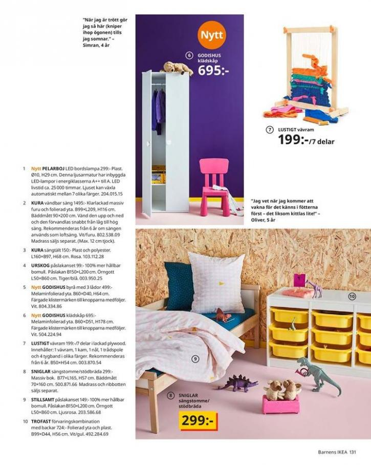 IKEA Katalogen 2020 . Page 131