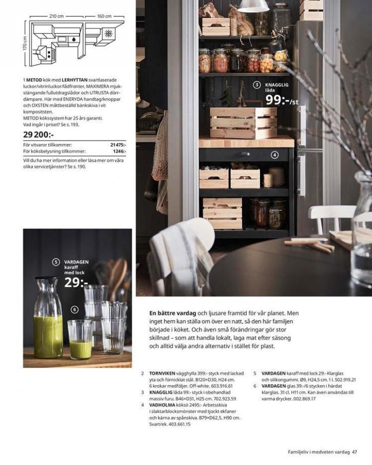 IKEA Katalogen 2020 . Page 47