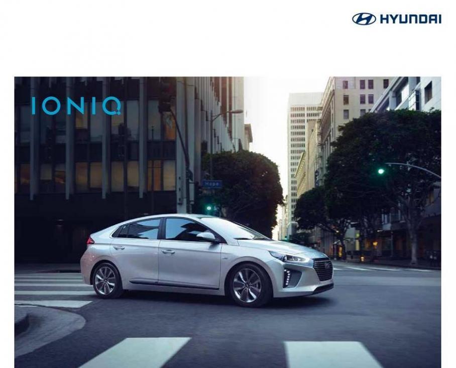 Hyundai Ioniq Hybrid . Hyundai (2019-12-31-2019-12-31)