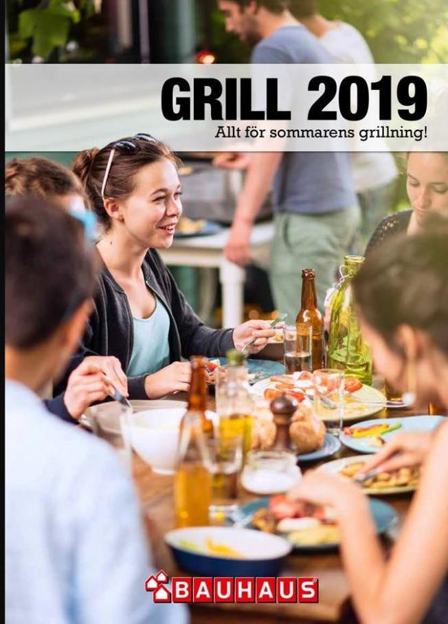Bauhaus Erbjudande Grill 2019 . Bauhaus (2019-12-31-2019-12-31)