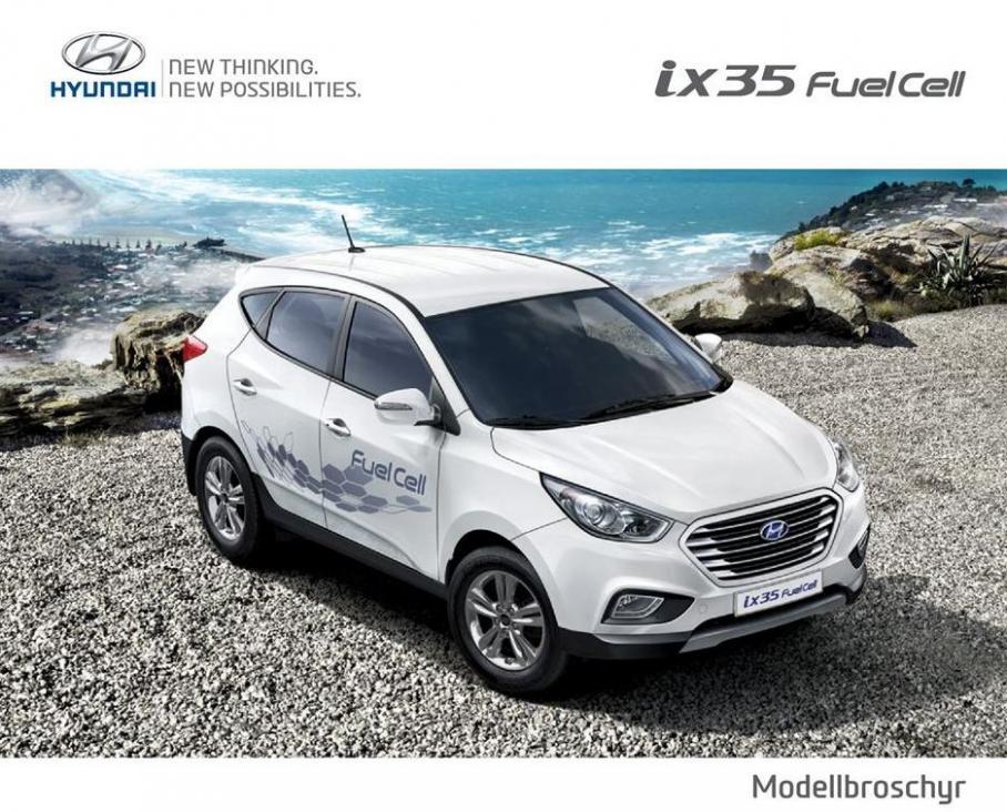Hyundai ix35 Fuel Cell . Hyundai (2019-12-31-2019-12-31)