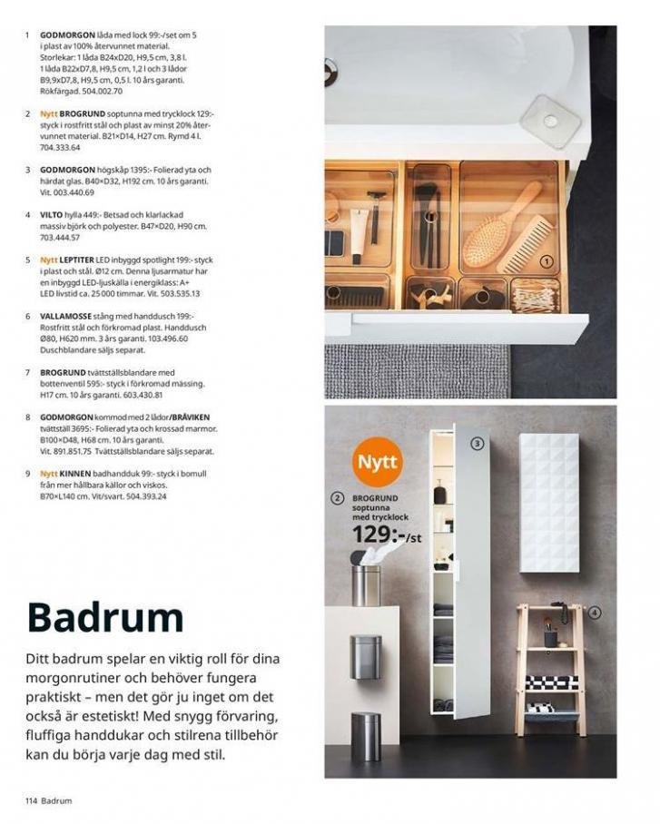 IKEA Katalogen 2020 . Page 114