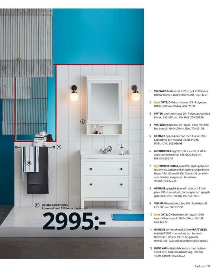 IKEA Katalogen 2020 . Page 121