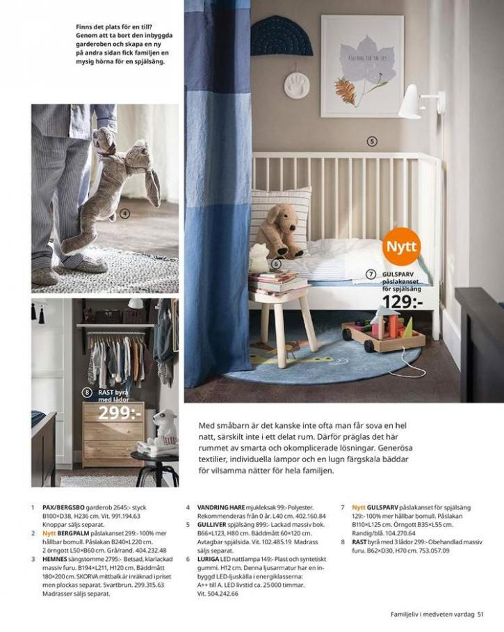 IKEA Katalogen 2020 . Page 51