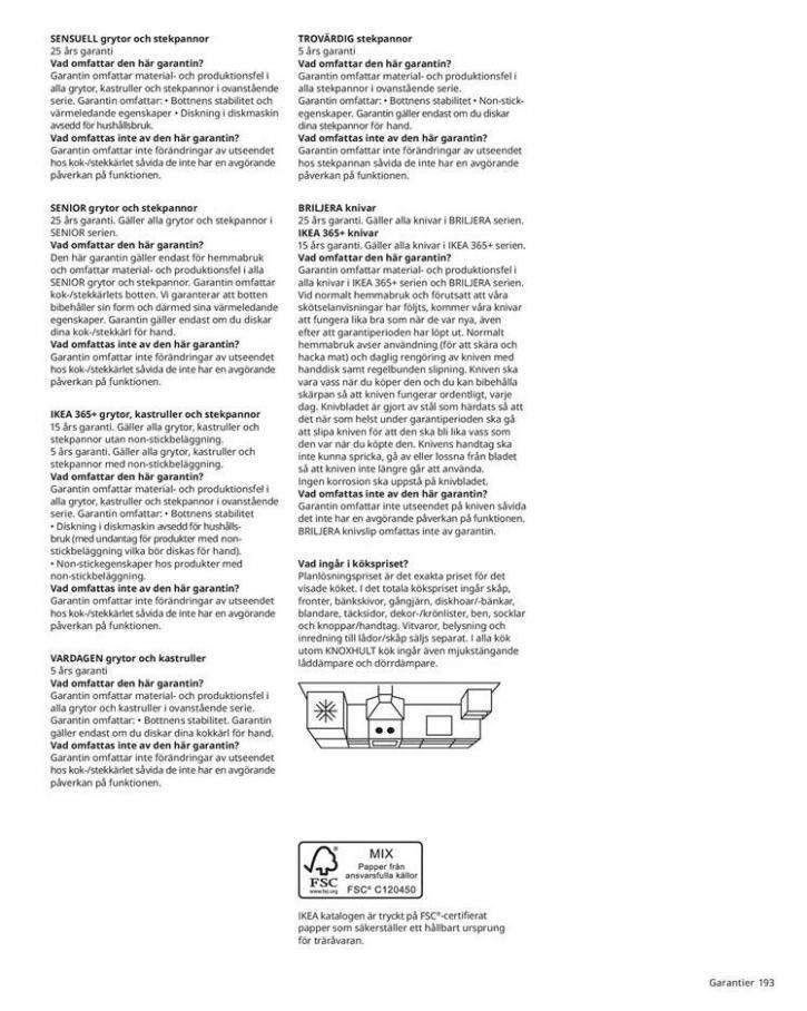 IKEA Katalogen 2020 . Page 193