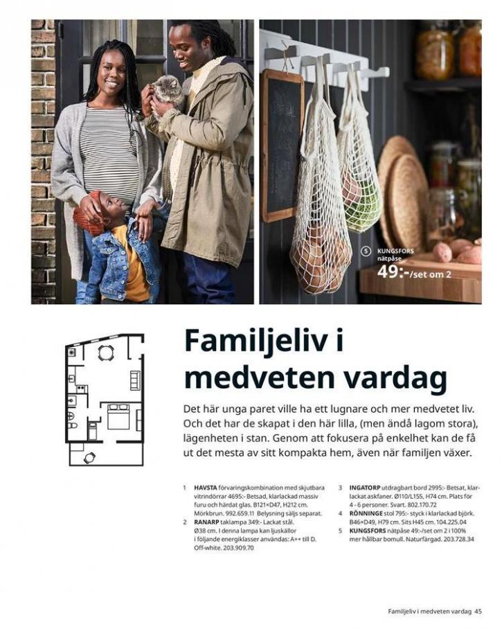 IKEA Katalogen 2020 . Page 45
