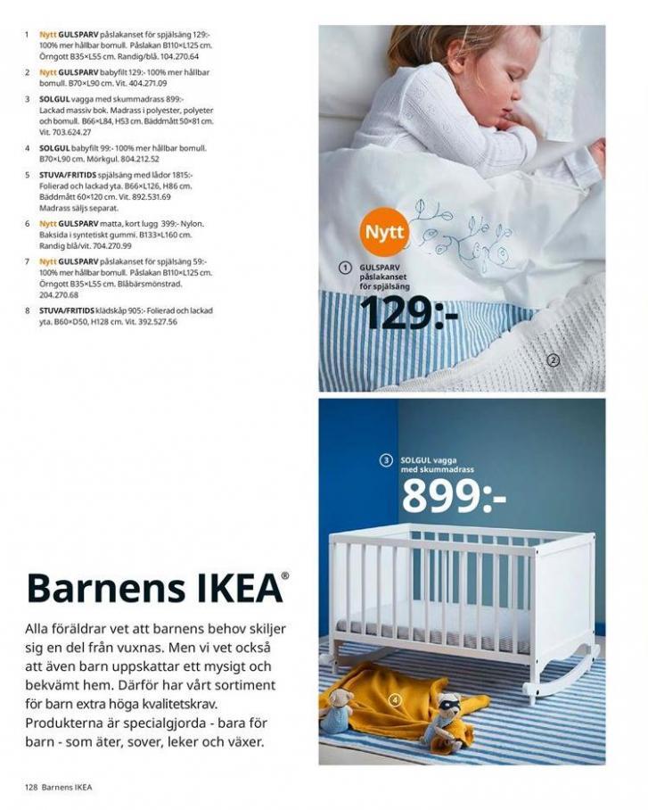 IKEA Katalogen 2020 . Page 128