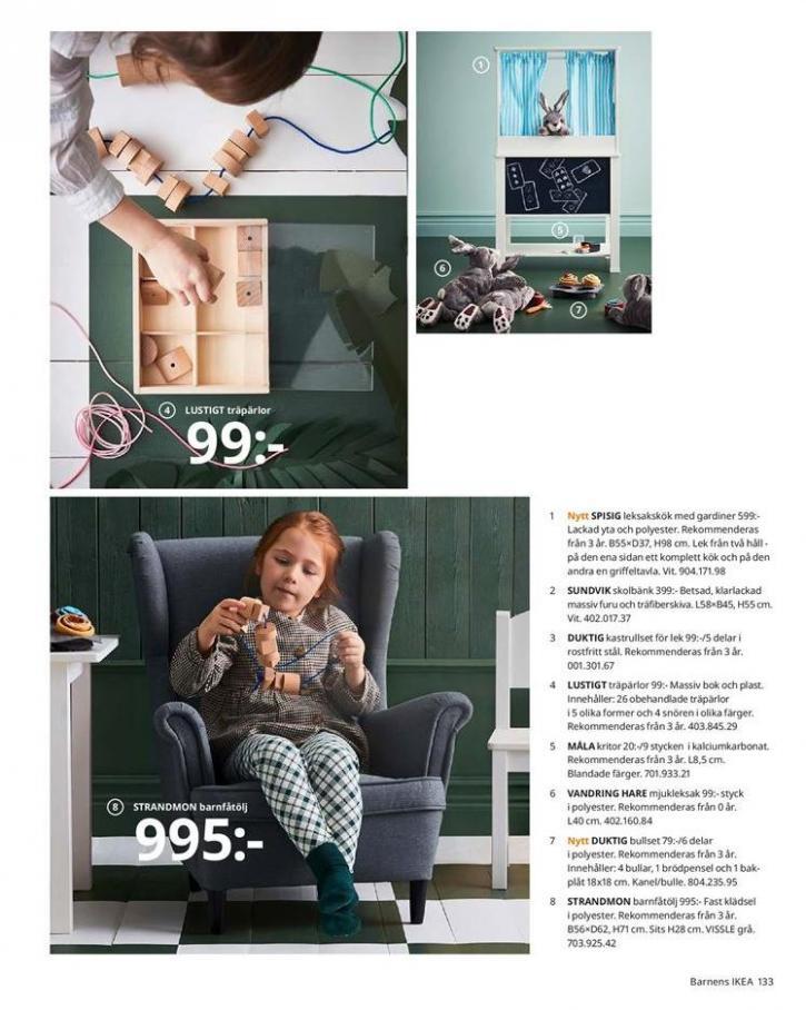 IKEA Katalogen 2020 . Page 133