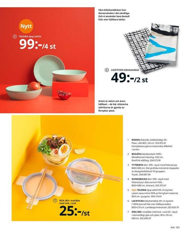 IKEA Katalogen 2020 . Page 183