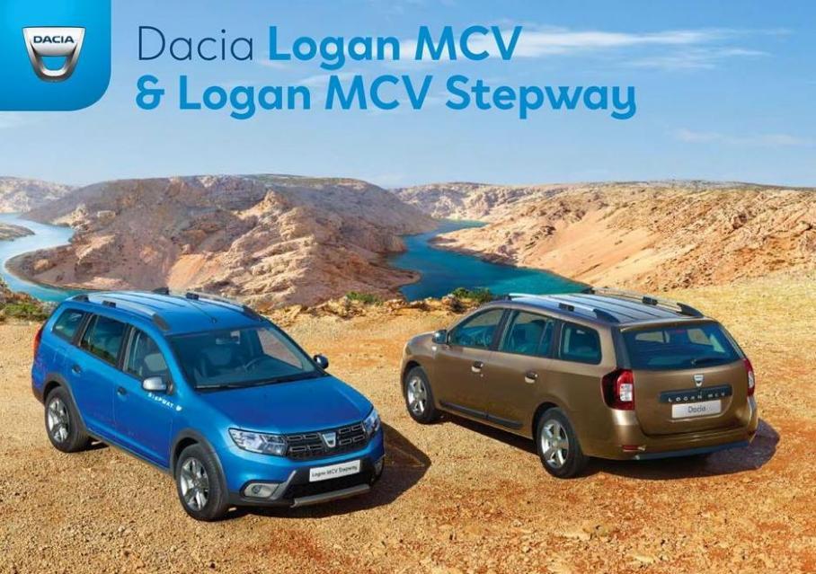Dacia Logan MCV . Dacia (2019-12-31-2019-12-31)