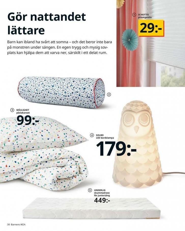 IKEA Katalogen 2020 . Page 30