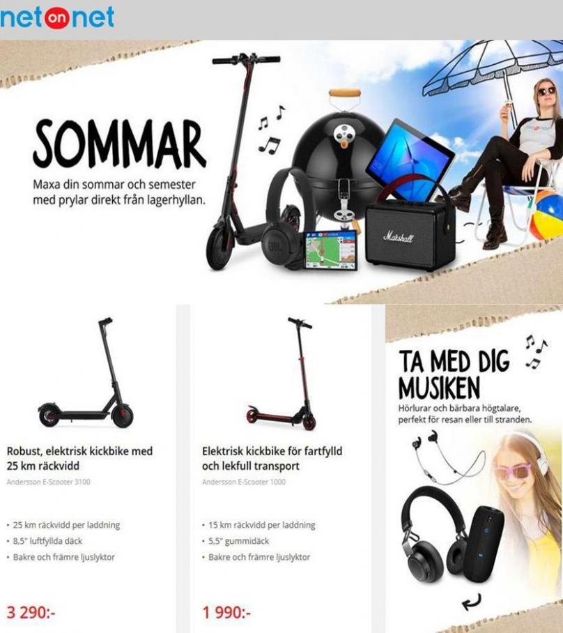Net On Net Erbjudande Sommar 2019 . Net On Net (2019-09-30-2019-09-30)