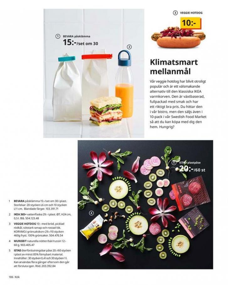 IKEA Katalogen 2020 . Page 186