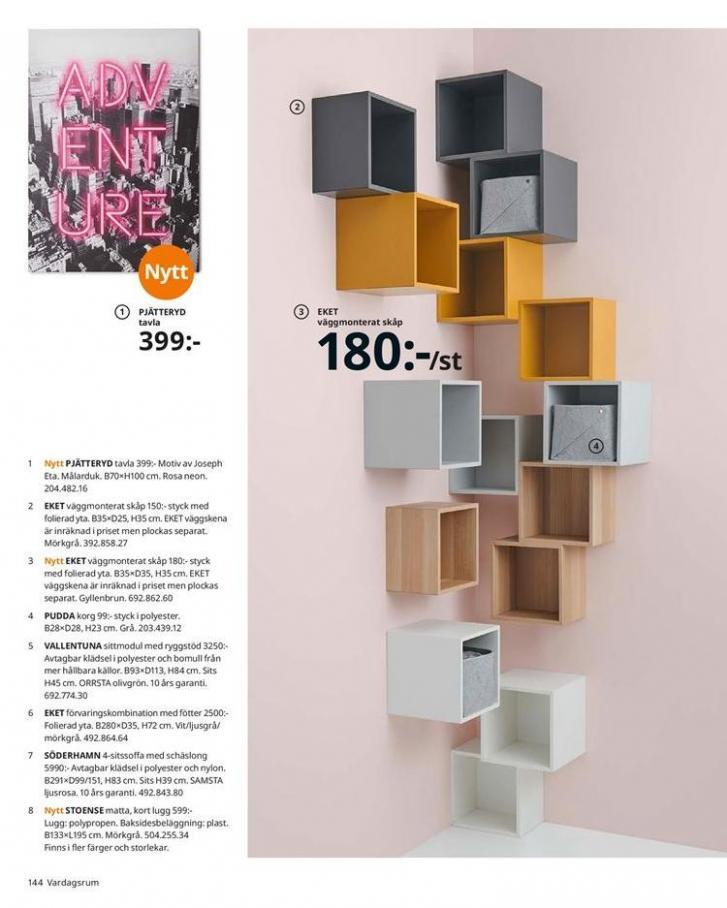 IKEA Katalogen 2020 . Page 144