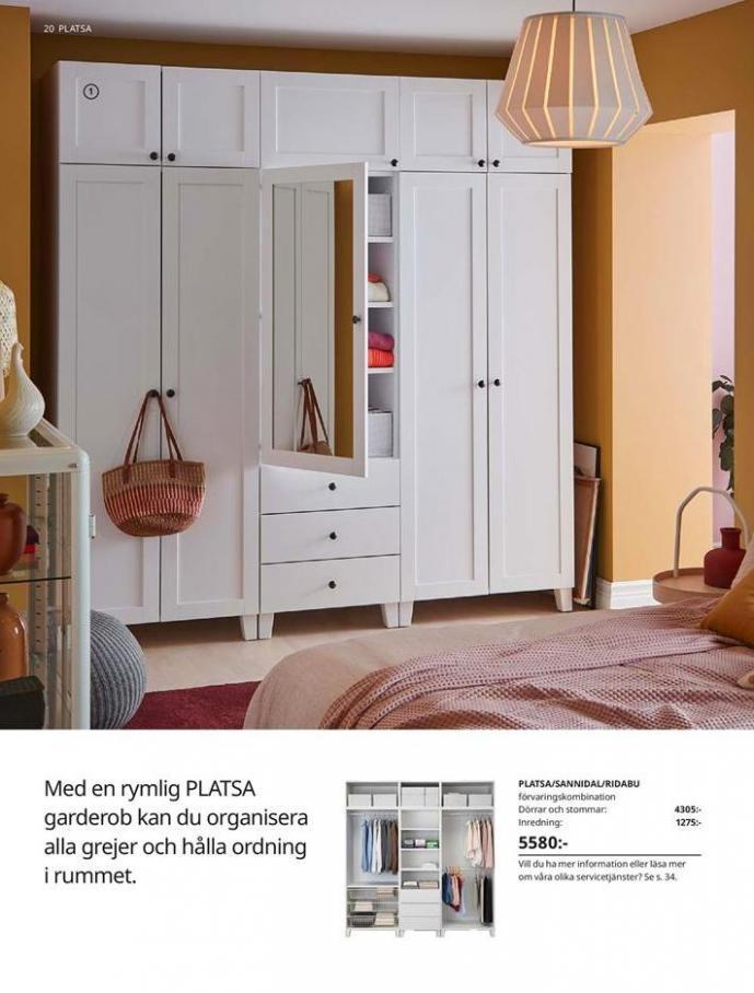 Garderober 2020 . Page 20