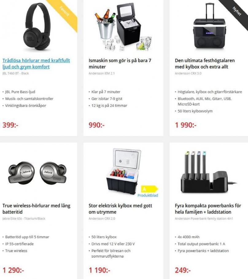 Net On Net Erbjudande Sommar 2019 . Page 5