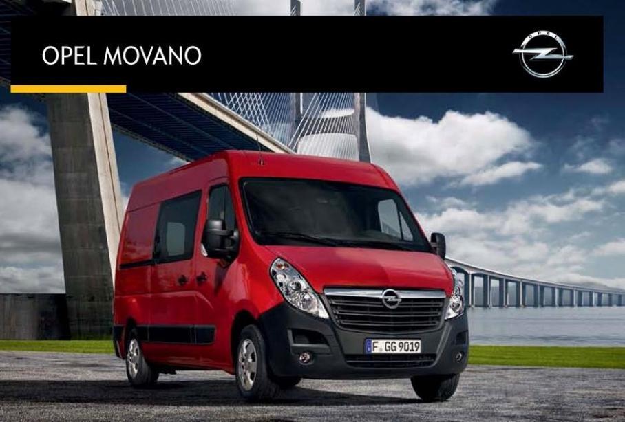 Opel Movano . Opel (2019-12-31-2019-12-31)