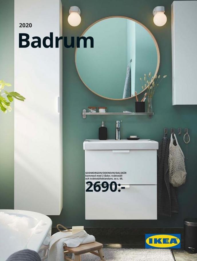 Badrum 2020 . IKEA (2020-07-31-2020-07-31)
