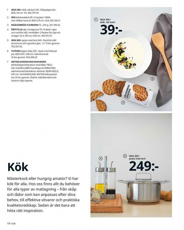 IKEA Katalogen 2020 . Page 174