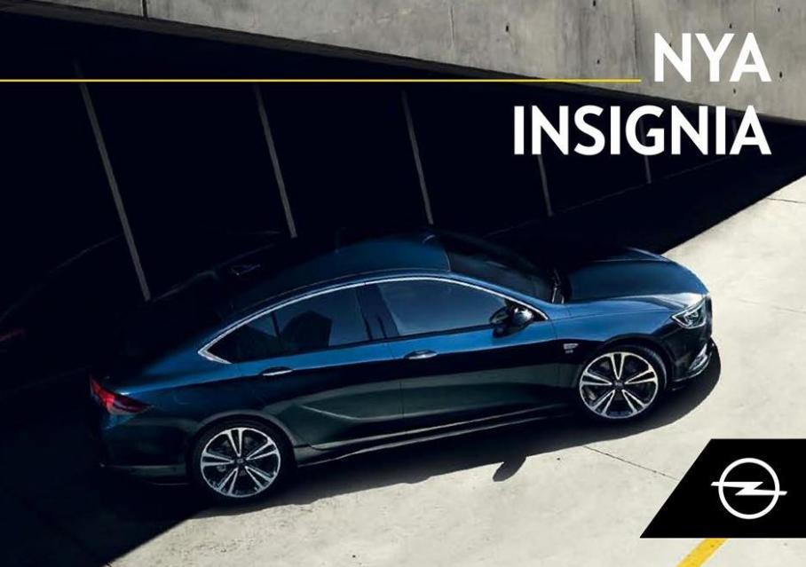 Opel Insignia . Opel (2019-12-31-2019-12-31)