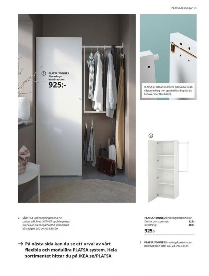 Garderober 2020 . Page 31