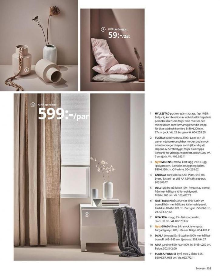 IKEA Katalogen 2020 . Page 103