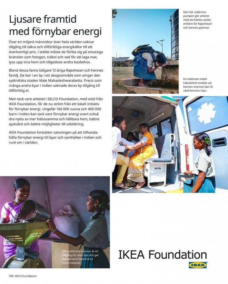 IKEA Katalogen 2020 . Page 198