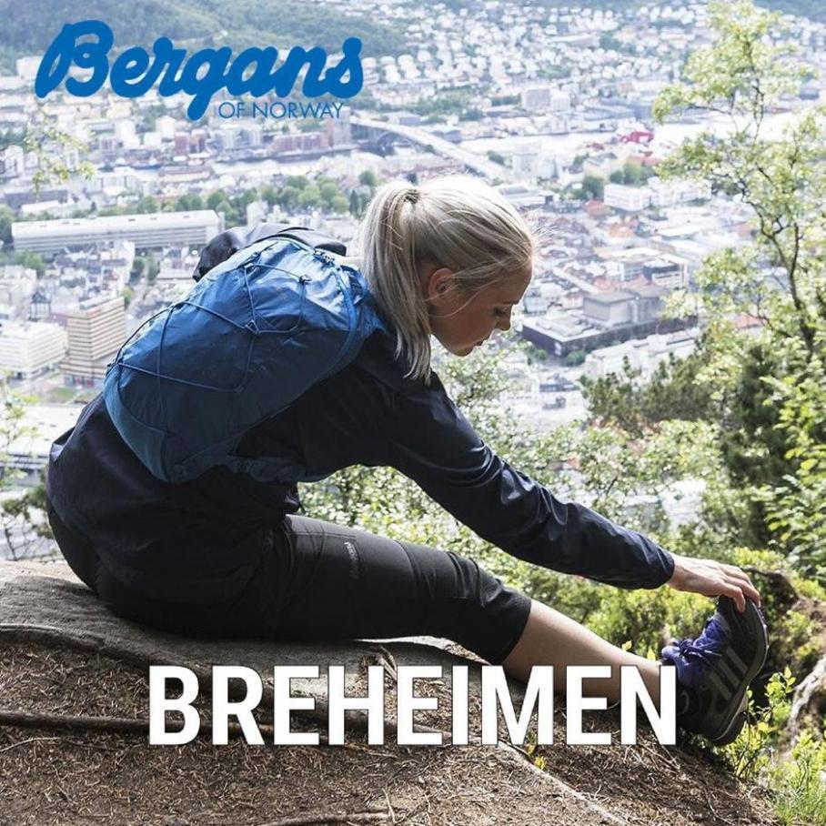 Breheimen . Bergans (2019-09-30-2019-09-30)