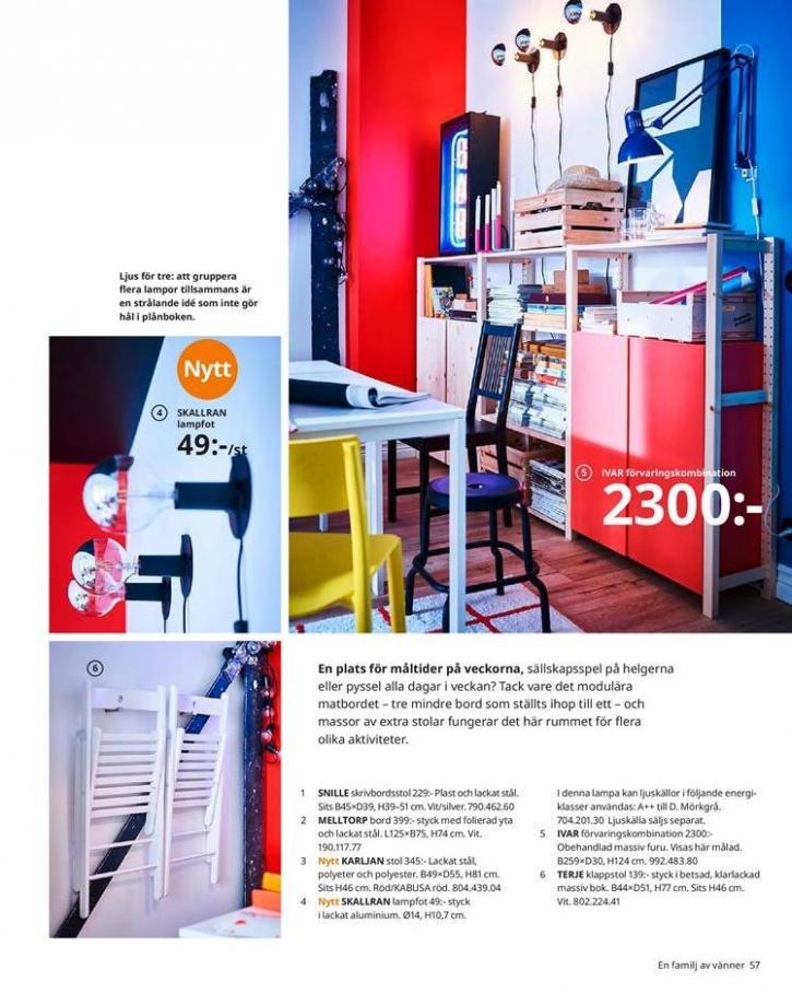 IKEA Katalogen 2020 . Page 57