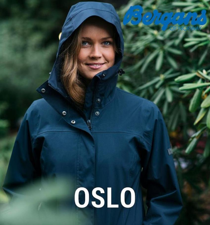 Oslo . Bergans (2019-09-30-2019-09-30)