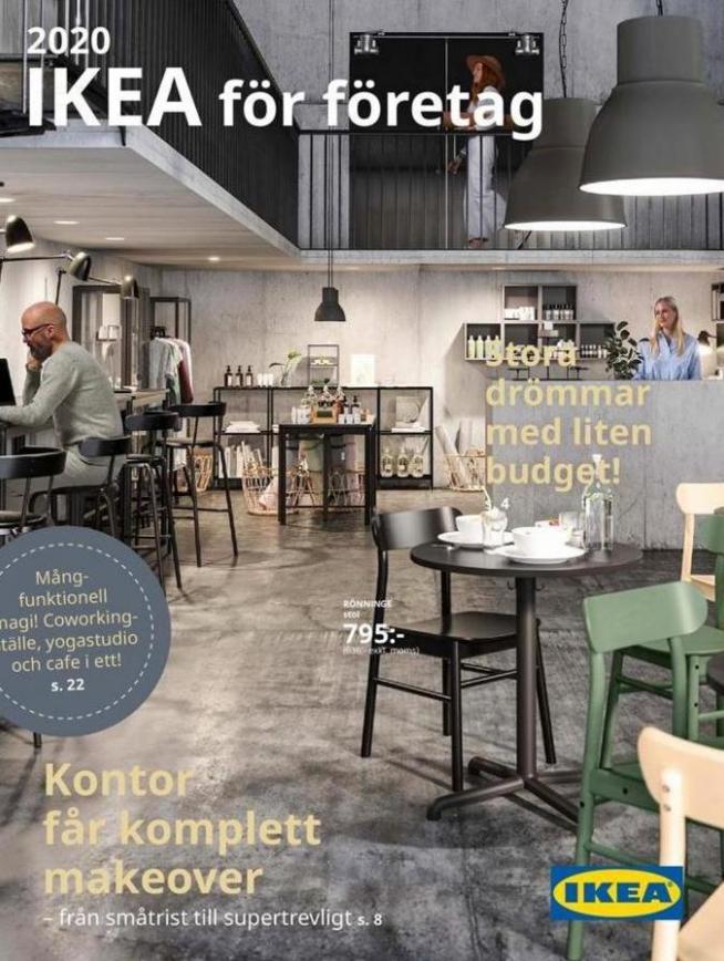 IKEA för företag 2020 . IKEA (2020-07-31-2020-07-31)