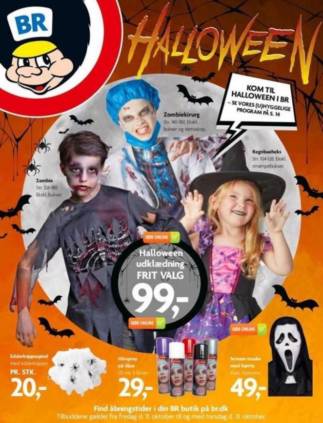 BR leksaker Erbjudande Halloween 2019 . BR leksaker (2019-10-31-2019-10-31)
