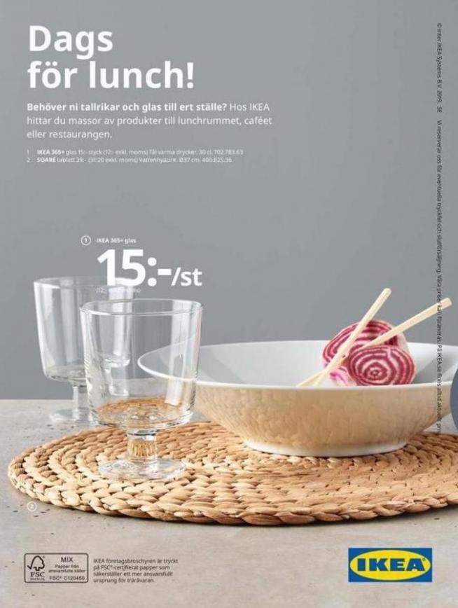 IKEA för företag 2020 . Page 36