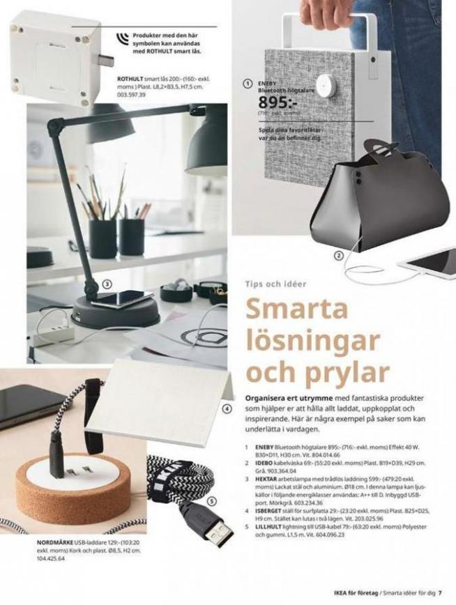 IKEA för företag 2020 . Page 7