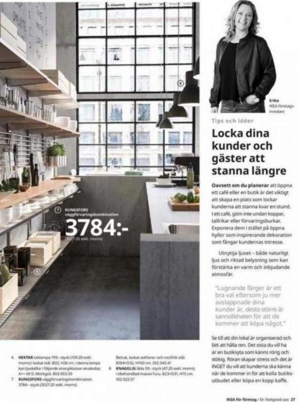 IKEA för företag 2020 . Page 27