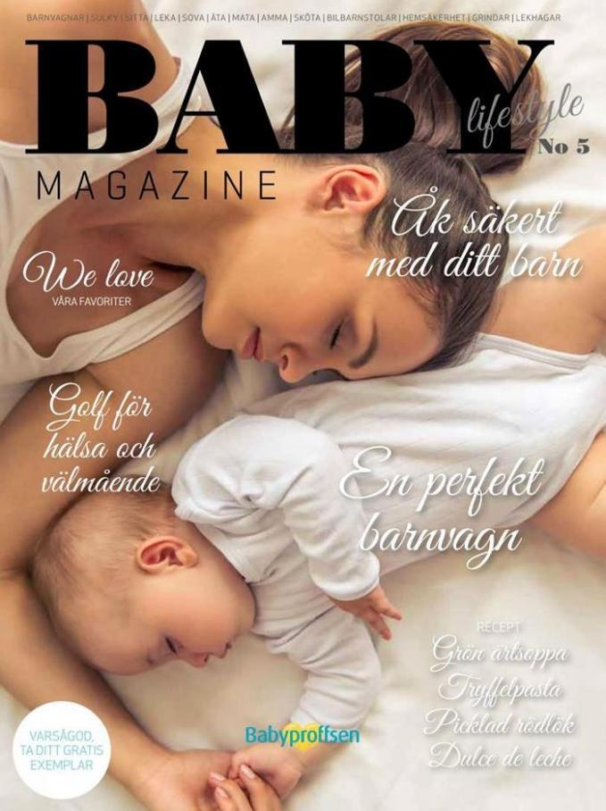 Baby Lifestyle Magazine . Babyproffsen (2019-10-31-2019-10-31)
