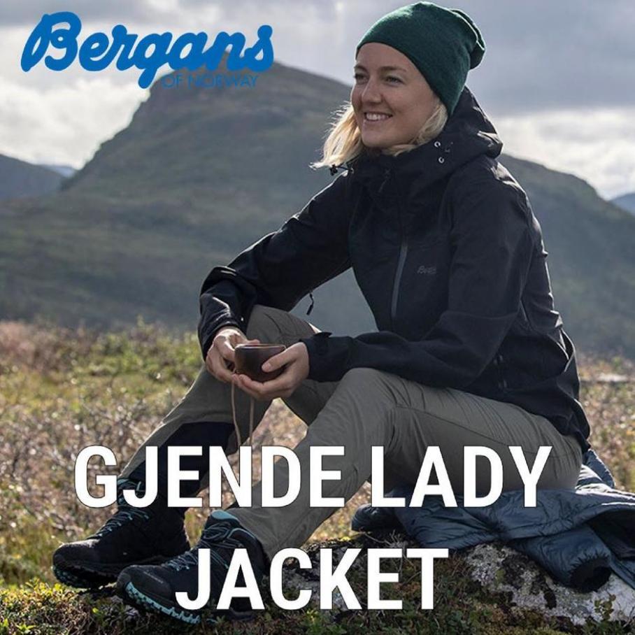 Gjende Lady Jacket . Bergans (2019-12-26-2019-12-26)