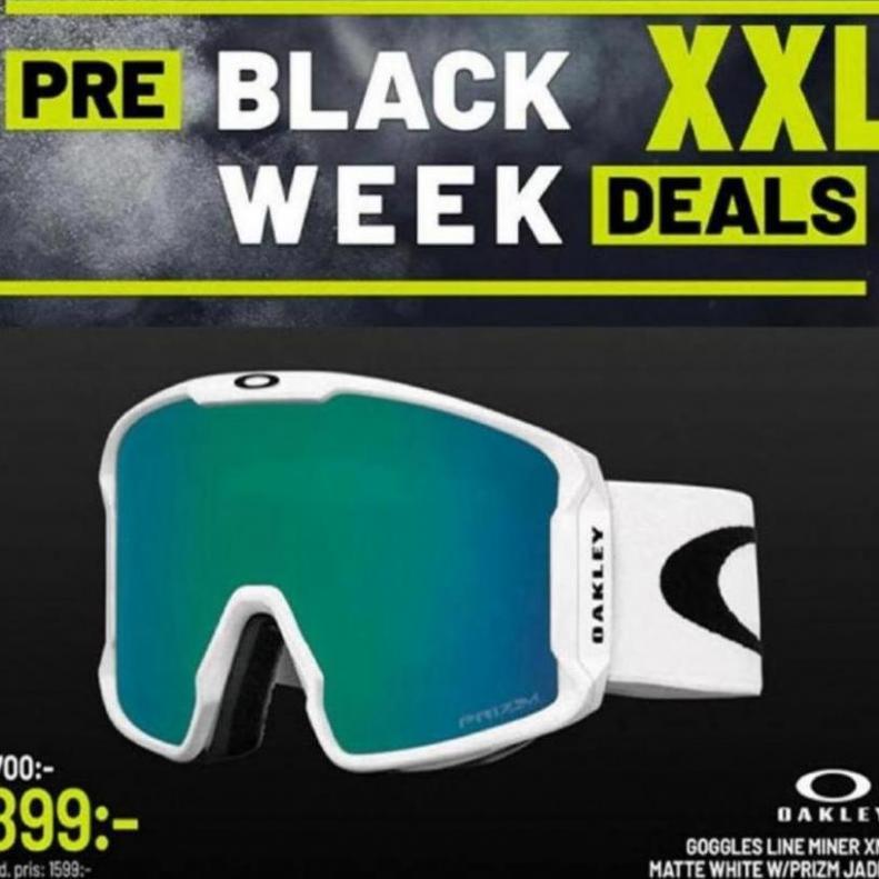 Pre Black Week Deals . XXL (2019-11-24-2019-11-24)