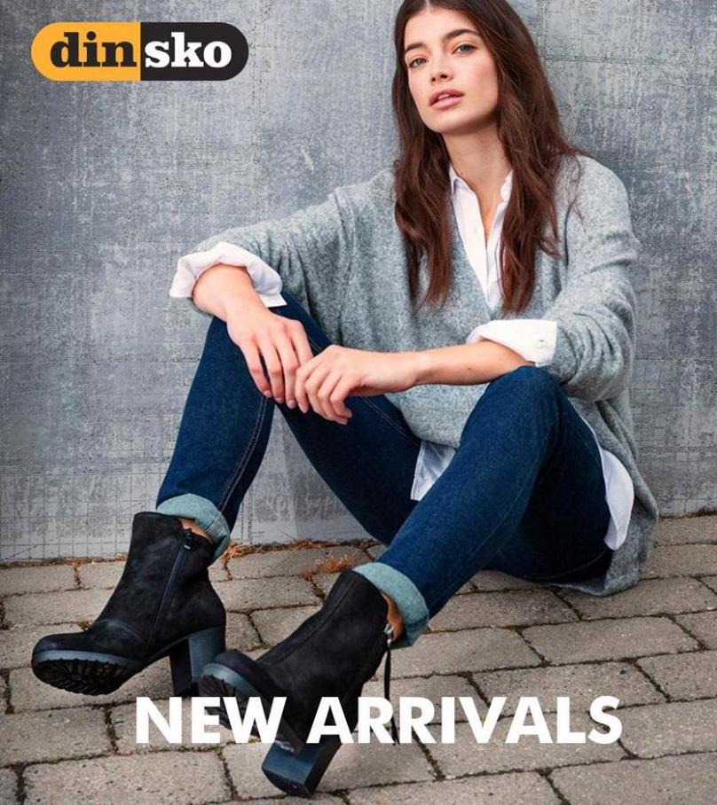 New Arrivals . Din sko (2020-01-12-2020-01-12)