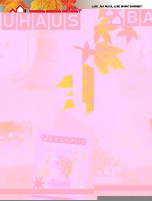 Bauhaus Erbjudande Aktuella Kampanjer . Bauhaus (2019-11-27-2019-11-27)