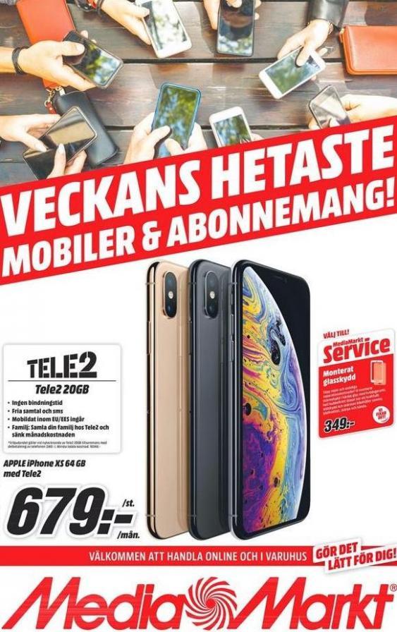 Media Markt Erbjudande Kampanjer . Media Markt (2019-12-15-2019-12-15)