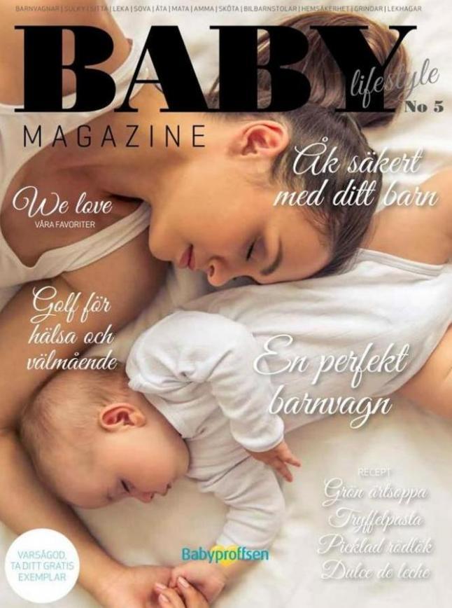 Babyproffsen Erbjudande Magazin . Babyproffsen (2019-12-31-2019-12-31)