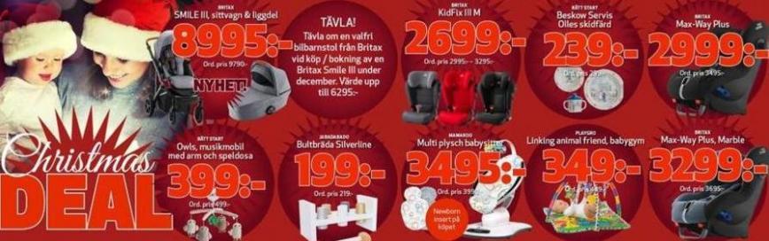 Babyproffsen Erbjudande Christmas Deal . Babyproffsen (2019-12-31-2019-12-31)