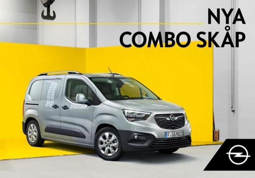 Opel Combo Skap . Opel (2020-12-31-2020-12-31)