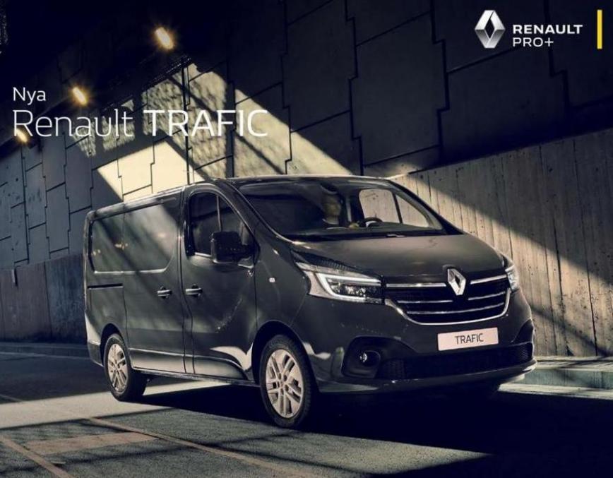 Renault Traffic . Bilia (2020-12-31-2020-12-31)