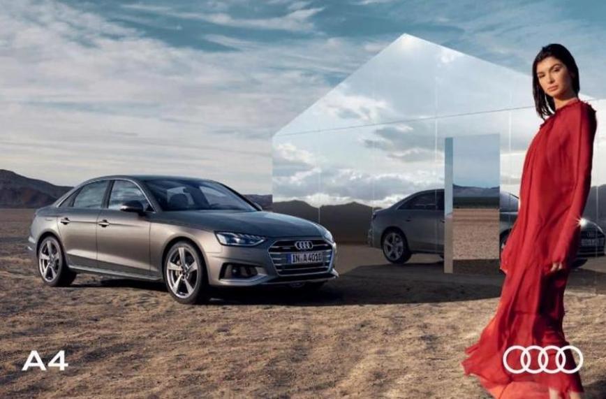 Audi A4 . Audi (2020-12-31-2020-12-31)